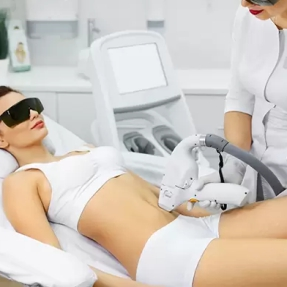 Total Body Laser Hair Removal